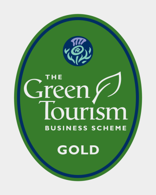 Croft 103 - Green Tourism Business Scheme Gold Award