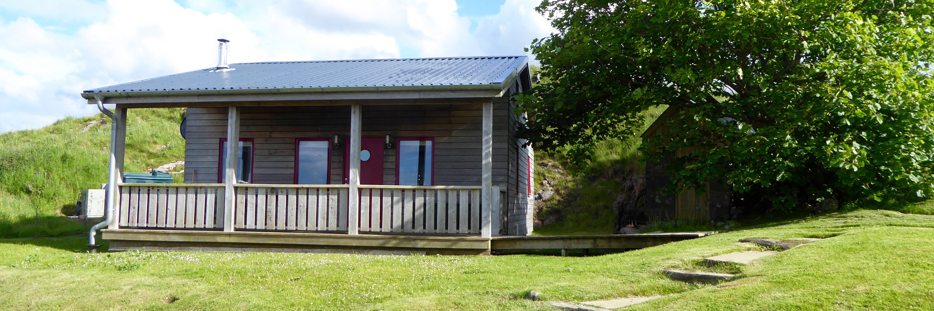 The Cabin - Self Catering Accommodation Durness