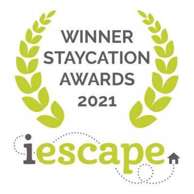 Staycation Award 2021 logo