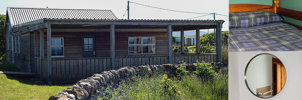 Lazy Crofter Bunkhouse Facilities