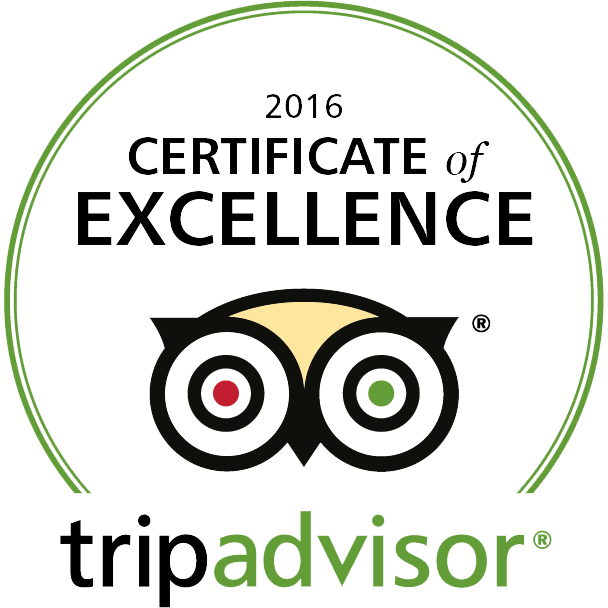 Mackay's Rooms, Durness - 2016 Certificate of Excellence by Tripadvisor